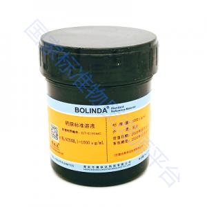 硫脲标准溶液